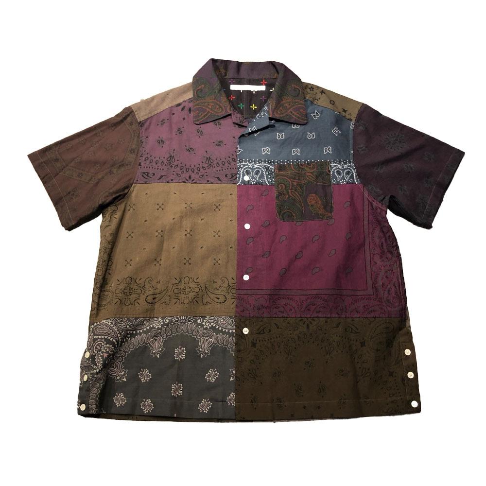 CHILDREN OF THE DISCORDANCE X ROGIC Bandana Shirt Size2