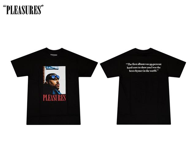 Pleasures × Big Punisher|BEWARE T-SHIRT