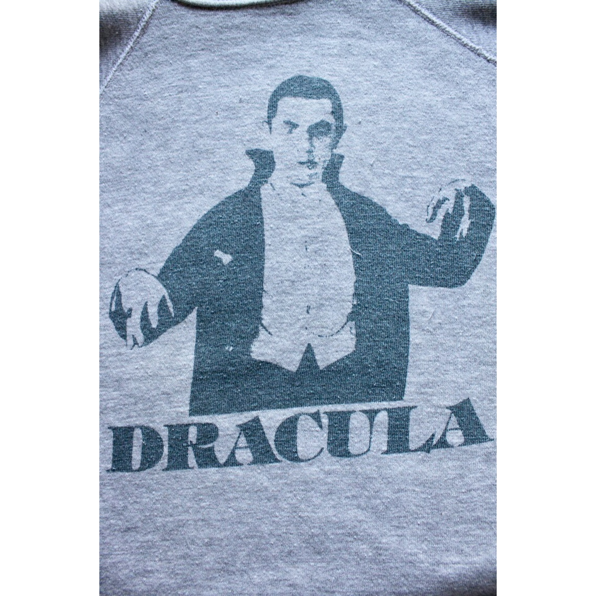 "Vintage ""DRACULA"" sweater by Champion"