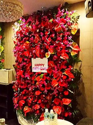 FlowerWall02 壁面装飾