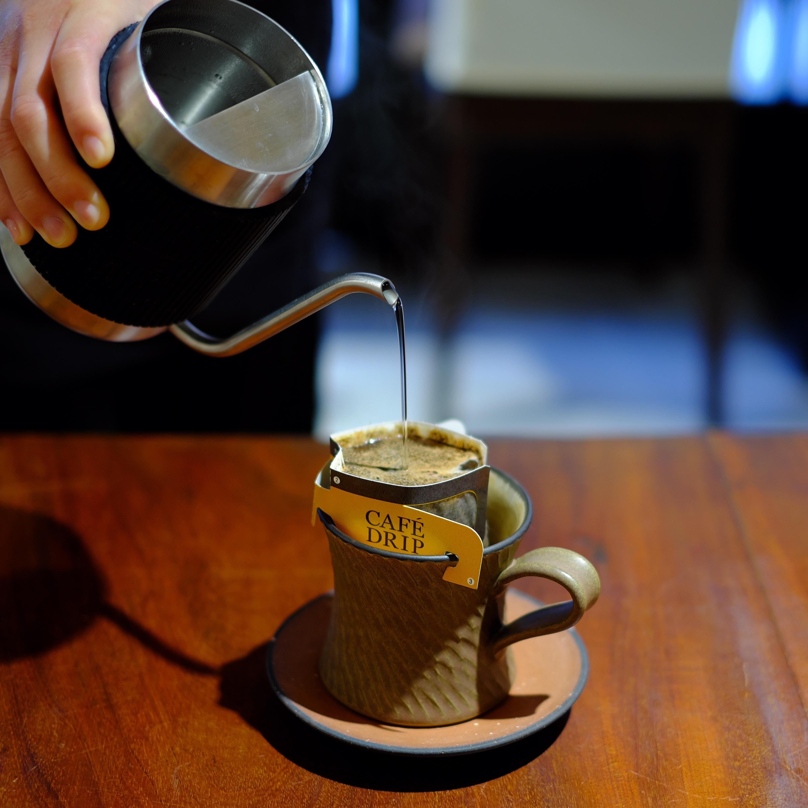 オリジナルブレンドドリップコーヒー