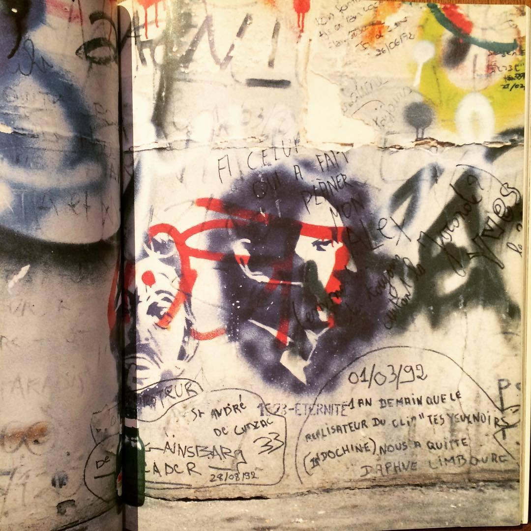 セルジュ・ゲンスブールの家の壁 写真集「Rue Gainsbourg」 - 画像2