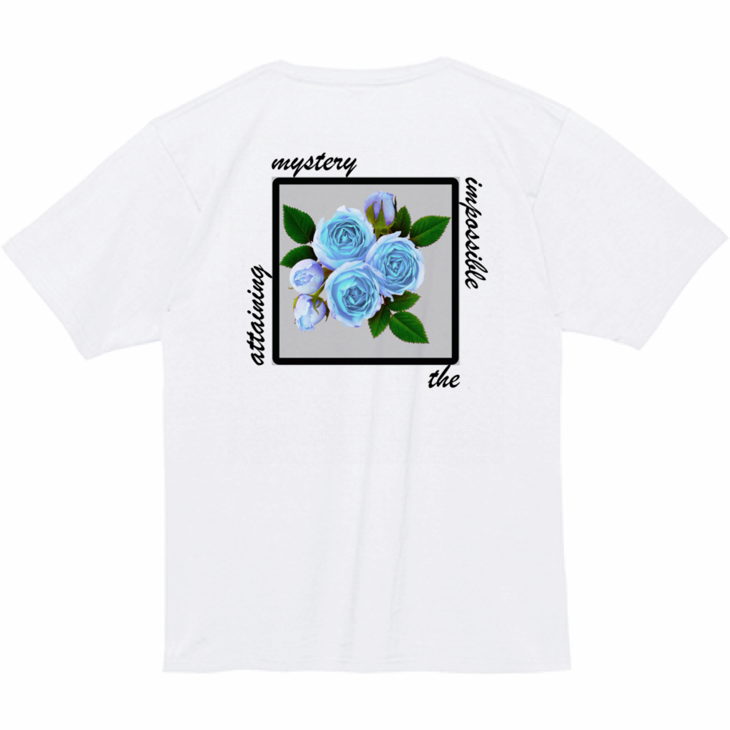BlueRose 1st (Light Blue)