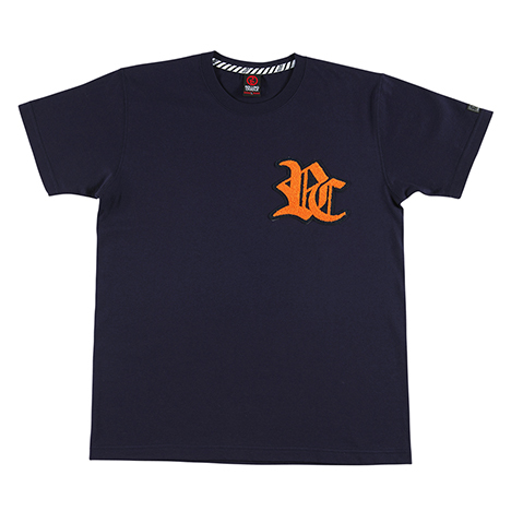 ROLLING CRADLE(ロリクレ) | RC LOGO T-SHIRT / Navy