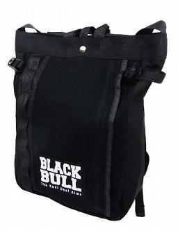 BLACK BULL GI 3WAYバックパック ブラック
