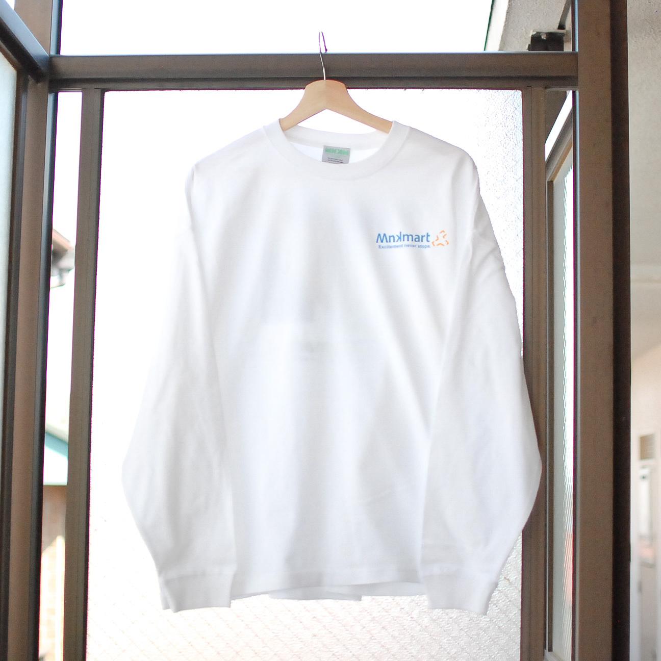 【UNISEX】Mnkmart Long Sleeve