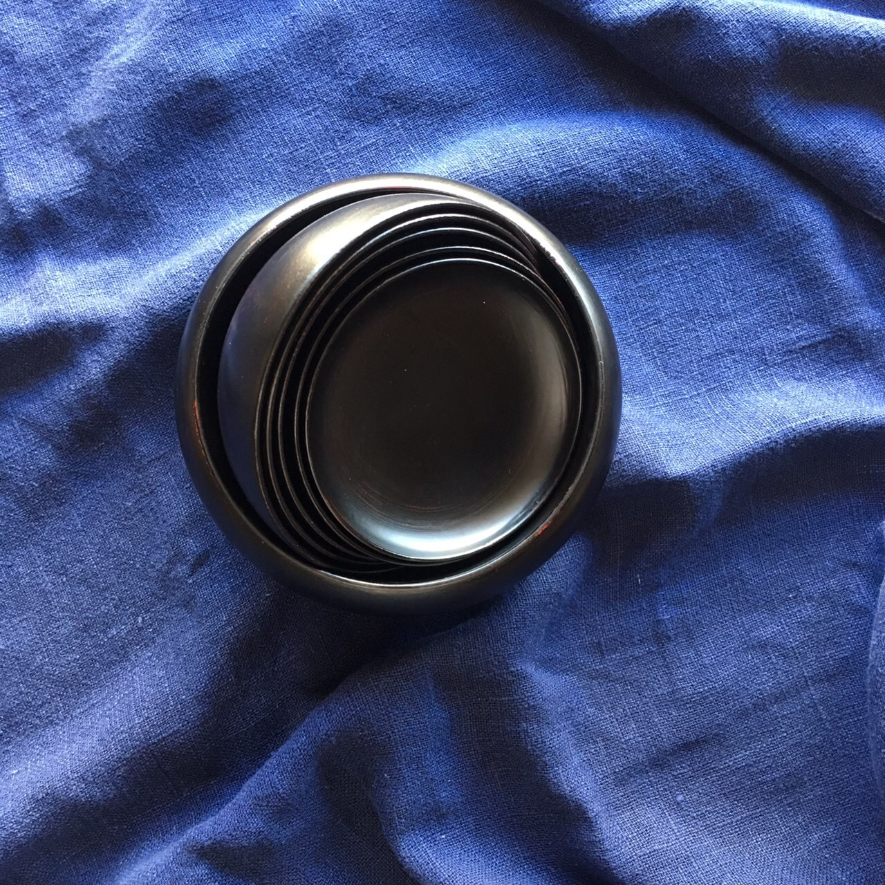 応量器(黒)