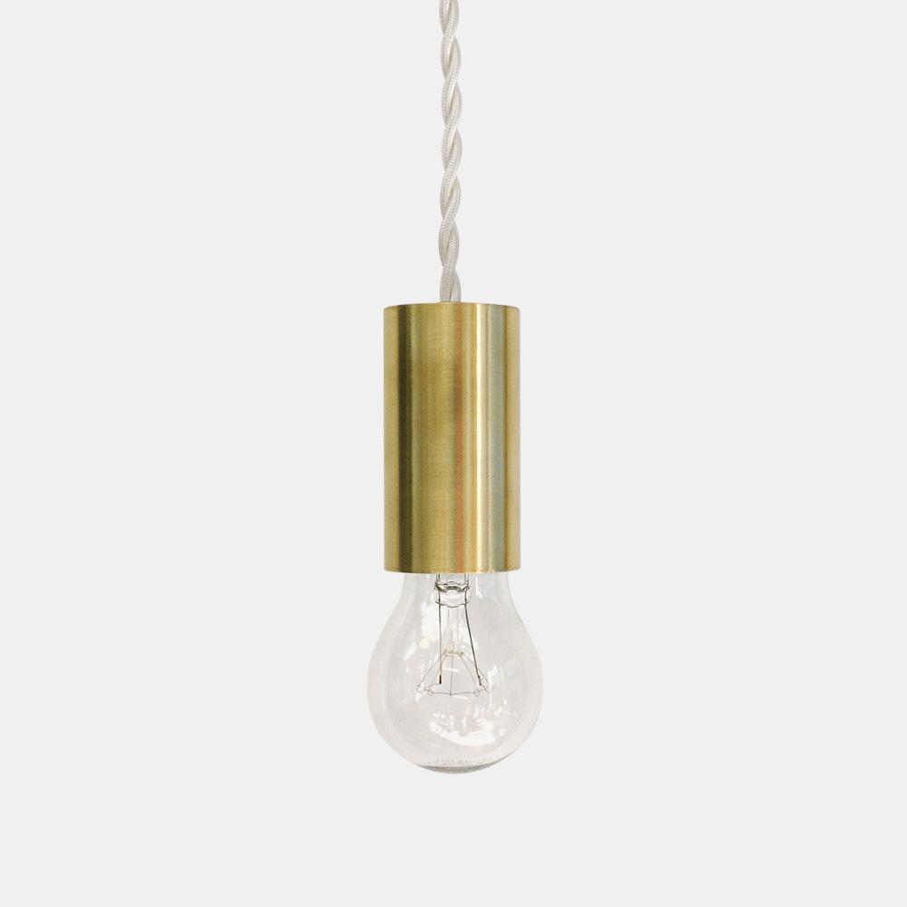 千 sen STILL Pendant Lamp Brass(真鍮色)