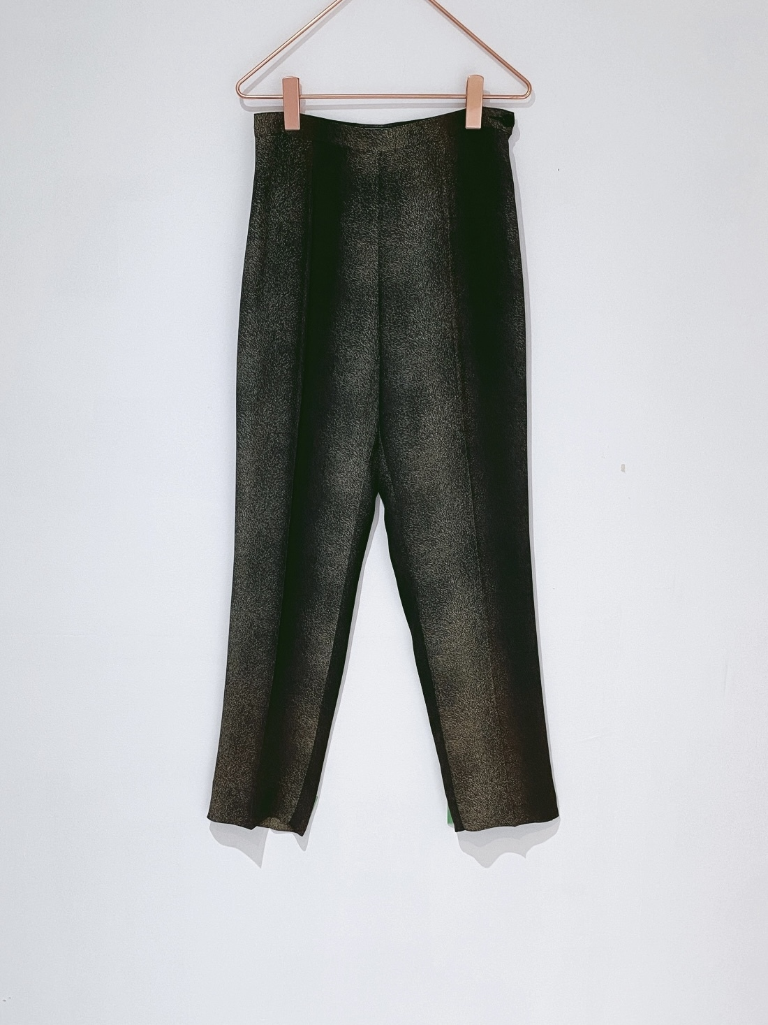◼︎90s Ferragamo center crease pants from Italy◼︎