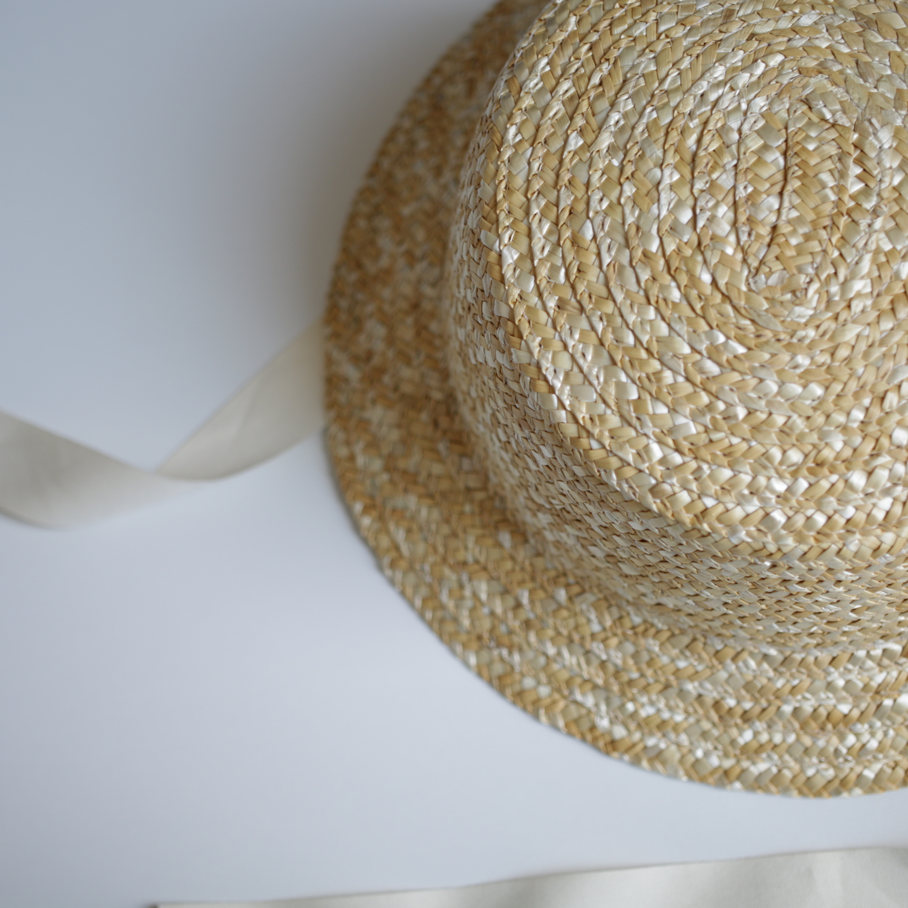 GiRL straw  hat . 〔ガール ストローハット〕