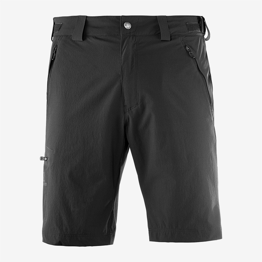 Salomon サロモン メンズ Men WAYFARER SHORT M L39318100   BLACK