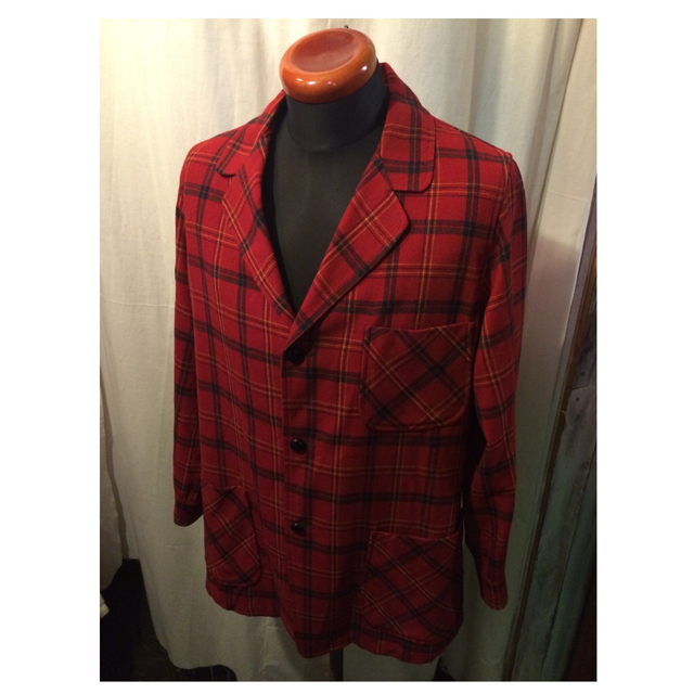 60's vintage Pendleton ウールジャケット