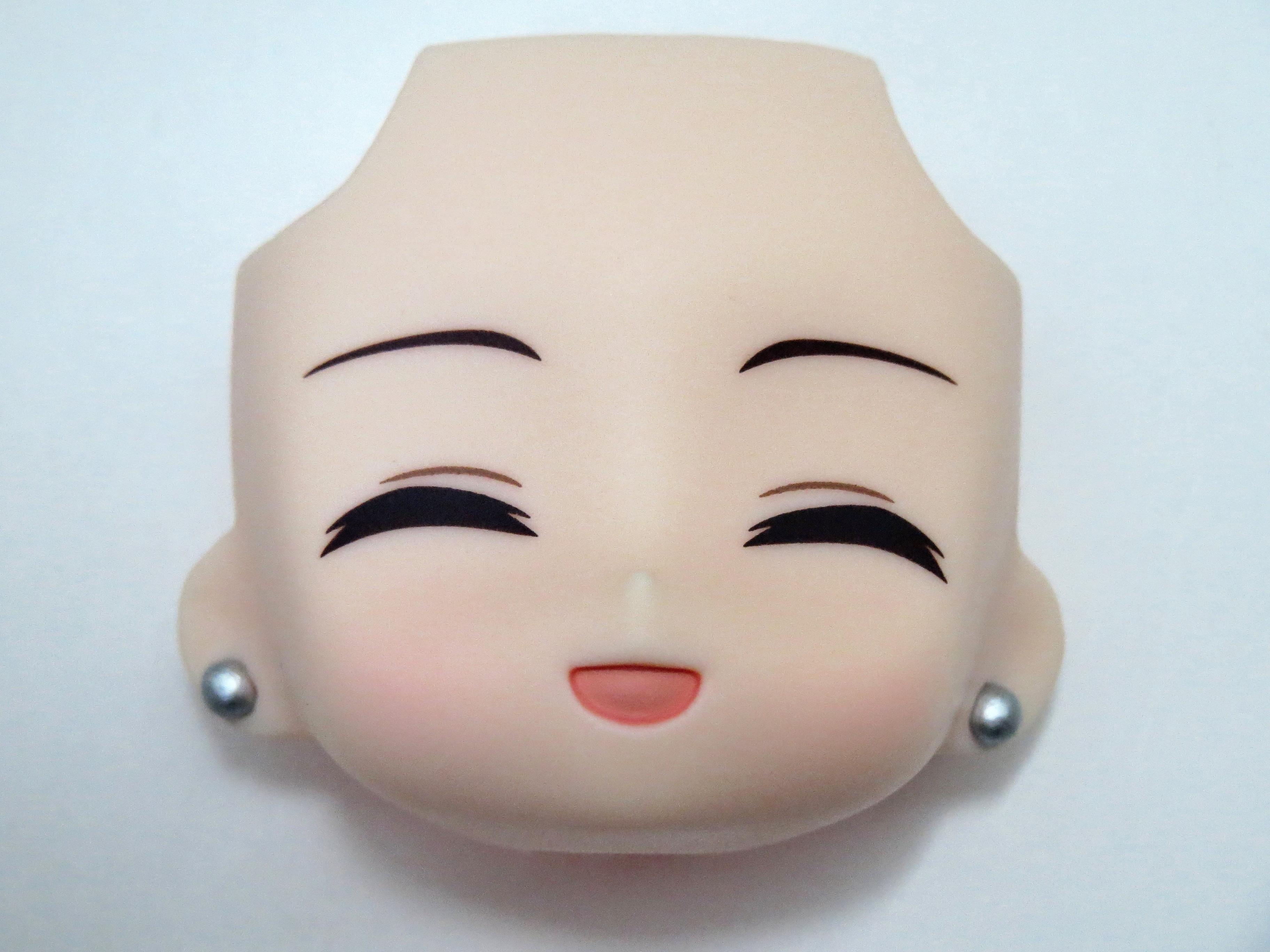 【SALE】【512】 渋谷凛 顔パーツ 笑顔 ねんどろいど