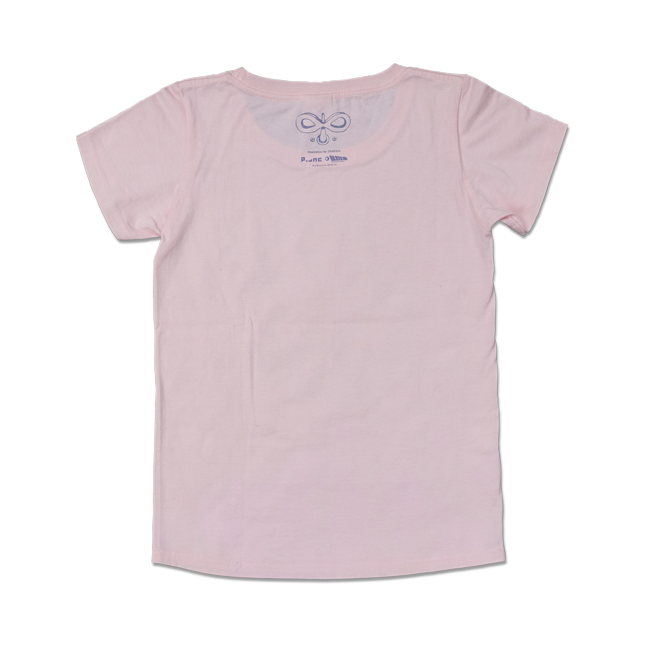 sasakure.UK『トンデモ未来空奏図』Tシャツ ライトピンク - 画像2