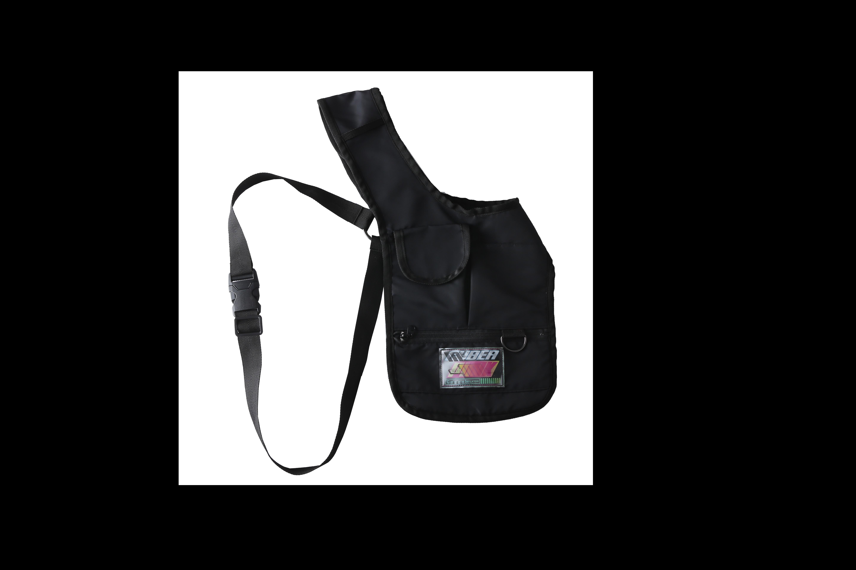 Gun holder vest / BLACK - 画像1