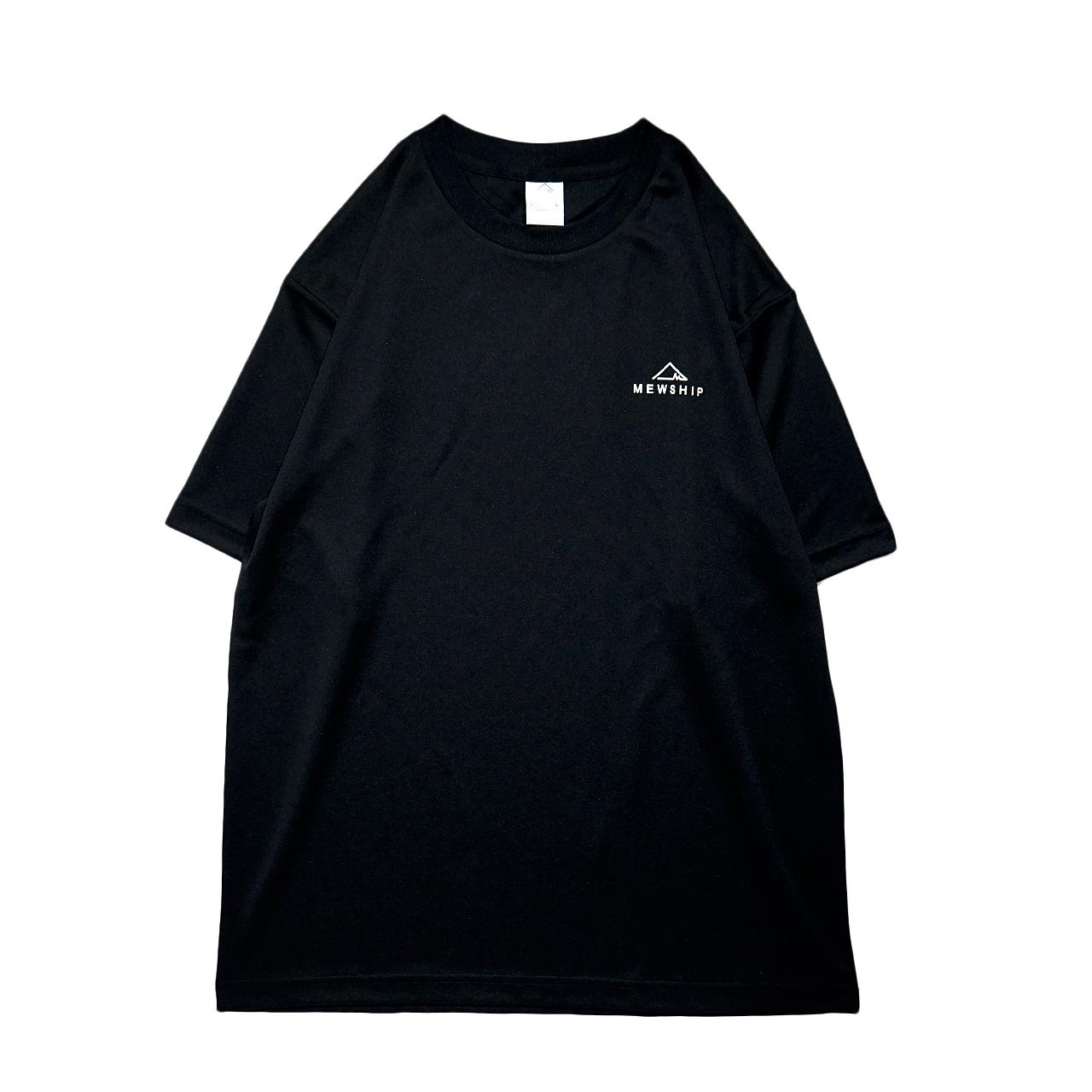 BASE LOGO S/S PL <Black×O.White> - 画像1