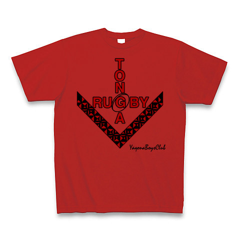 【YBC】Tonga Rugby Supporter T-shirt【Free Shipping】