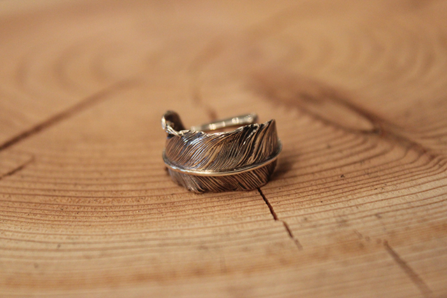 Designers Jewelry buff 千年フェザーリング(L1)