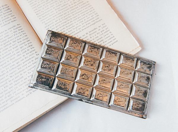 アンティーク チョコレートモールド(No.30565)