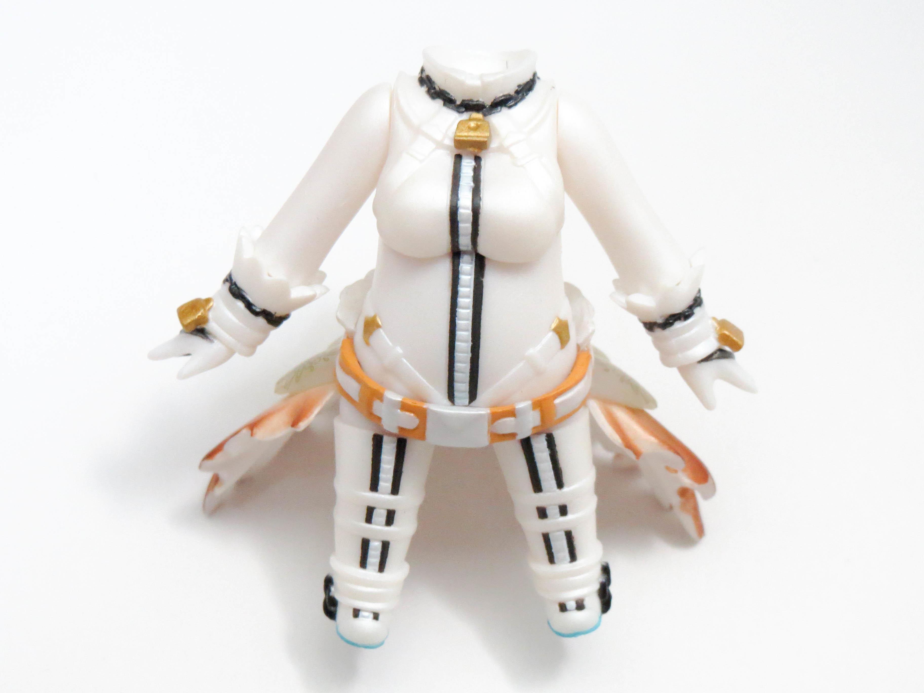 【SALE】【387】 セイバーブライド 体パーツ 戦闘服 ねんどろいど
