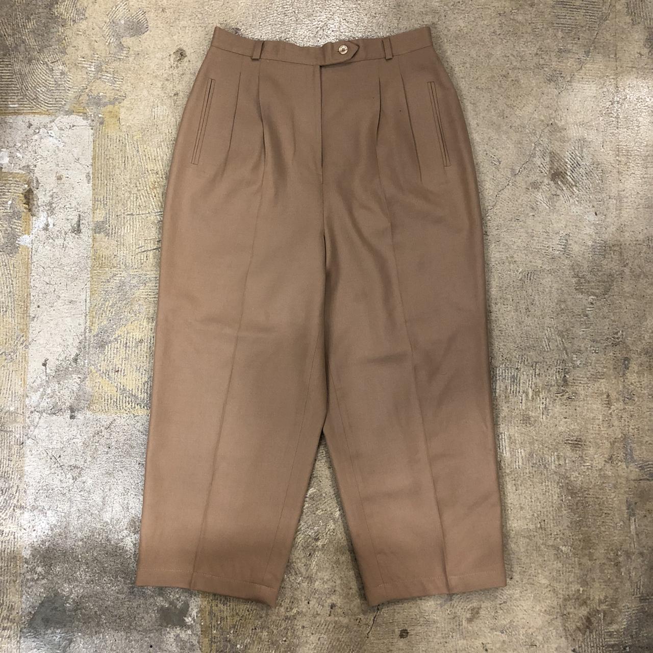 Amberstone Wool Pants ¥5,700+tax