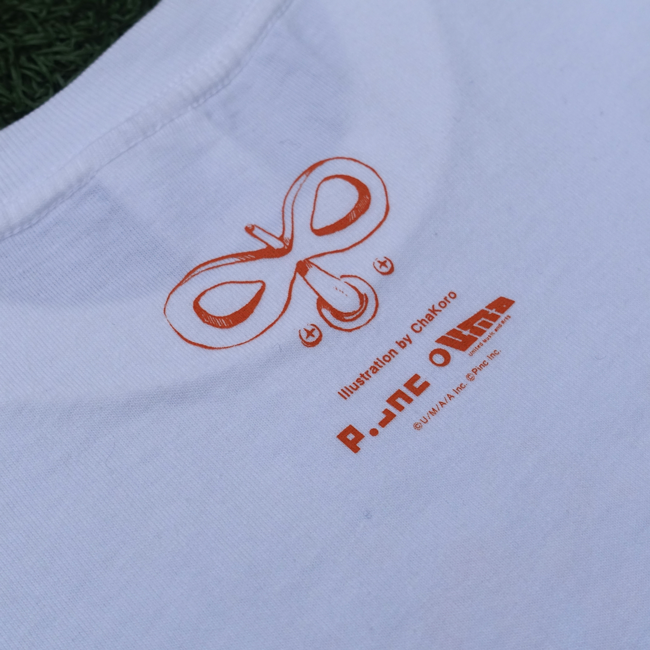 sasakure.UK『トンデモ未来空奏図』Tシャツ ホワイト(メンズ / レディース) - 画像4