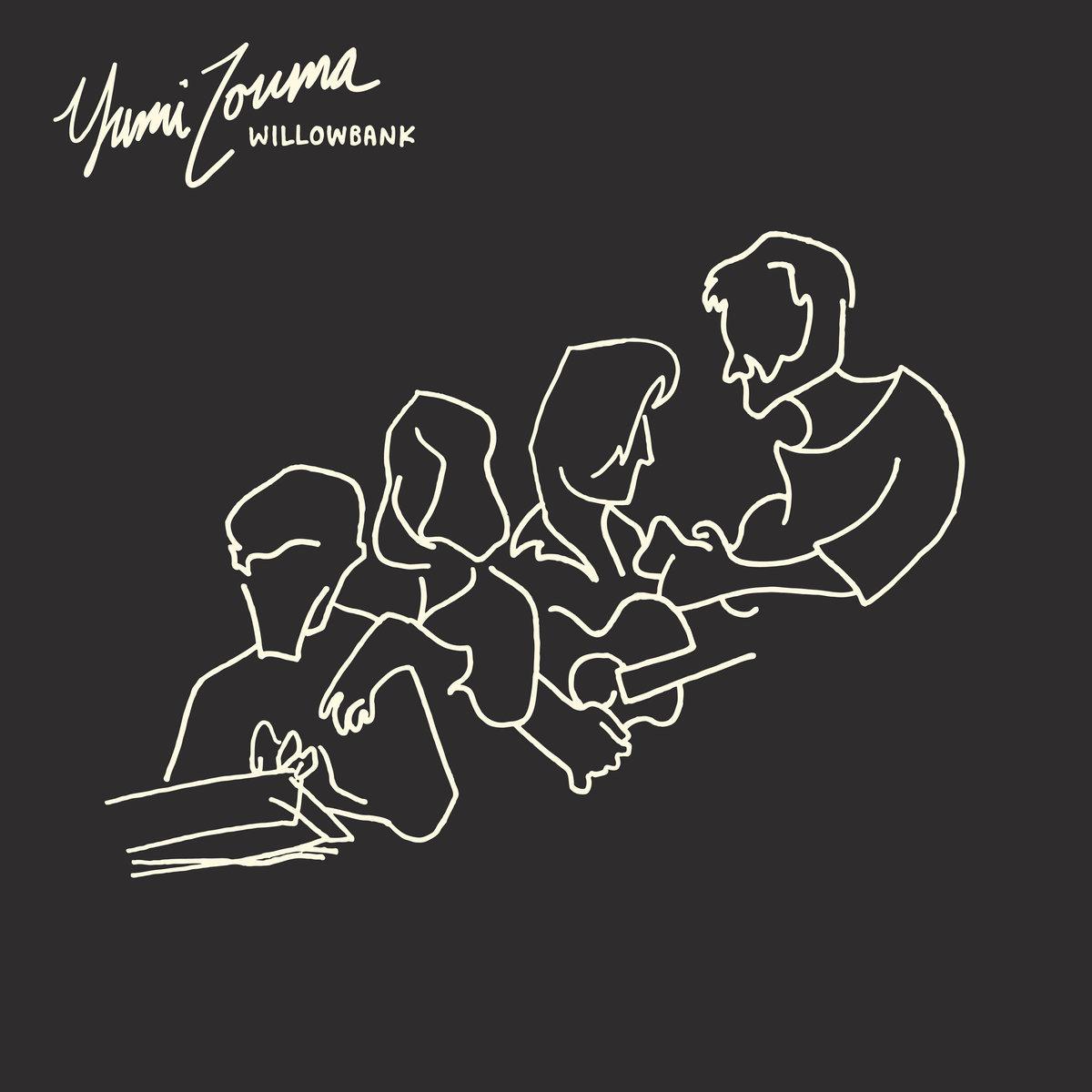 Yumi Zouma / Willowbank(Ltd White LP)