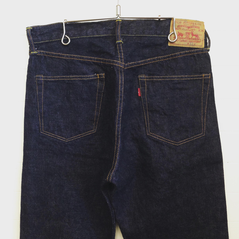TCB(ティーシービー) jeans 50's
