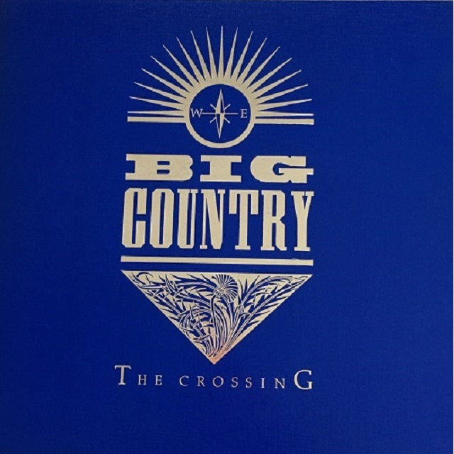 【LP・米盤】Big Country / The Crossing