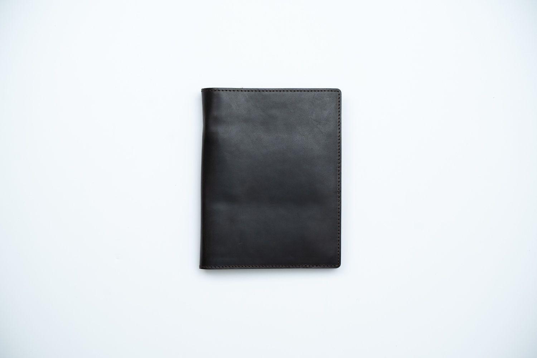 【トバログコラボ】レザーパスポートケース - アメリカーノ