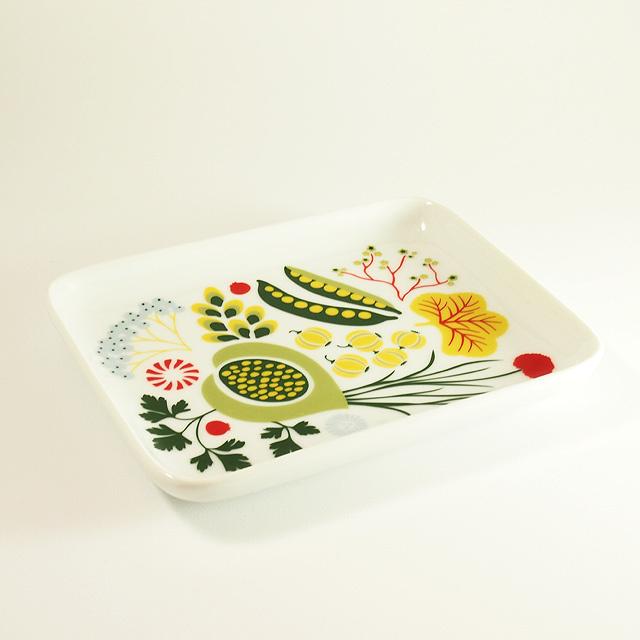Rorstrand ロールストランド Kulinara クリナラ プレート 19 x 15 cm (35000307)