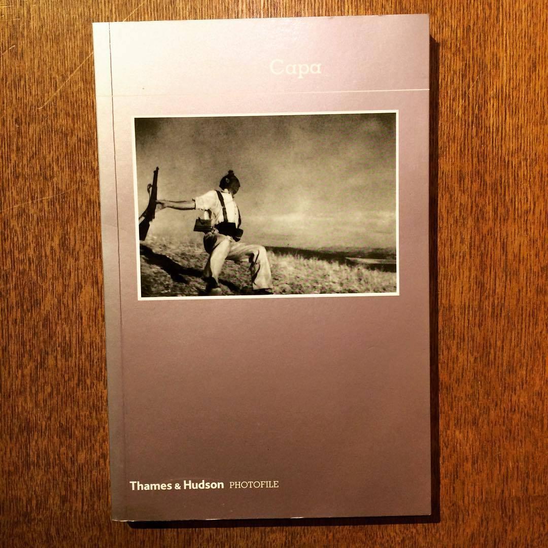 ロバート・キャパ写真集「Robert Capa (Photofile)」 - 画像1