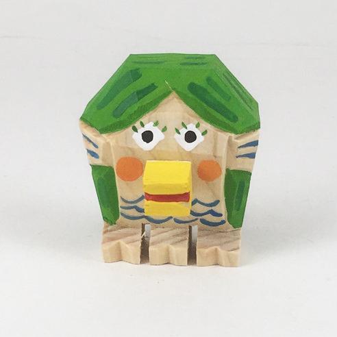ムラバヤシケンジさんの『がんばれ!アマビエちゃん』
