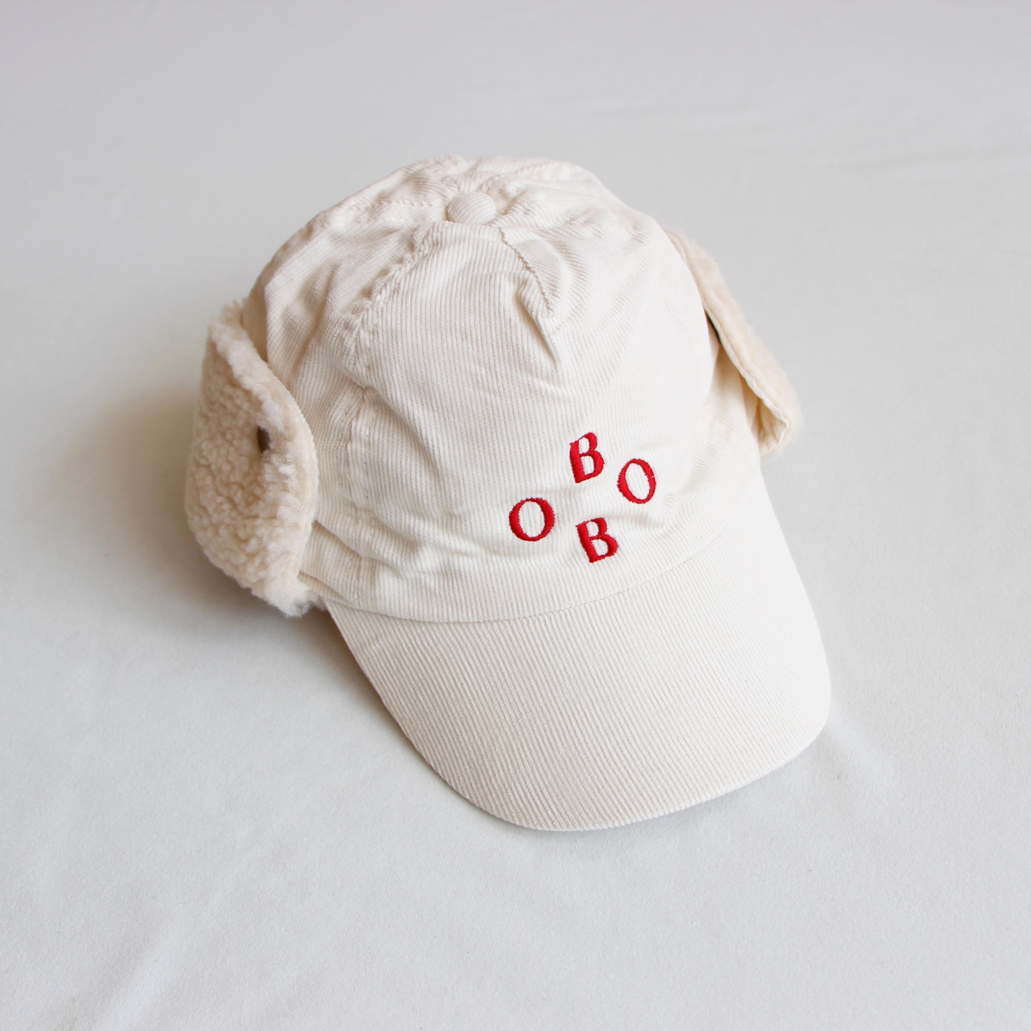 《BOBO CHOSES 2019AW》BOBO Sheepskin cap / kids