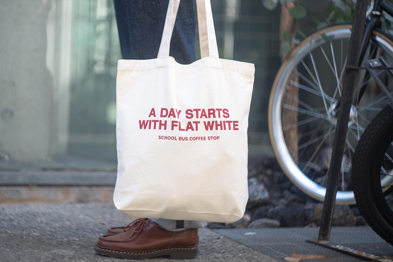 Original tote bag -Red-