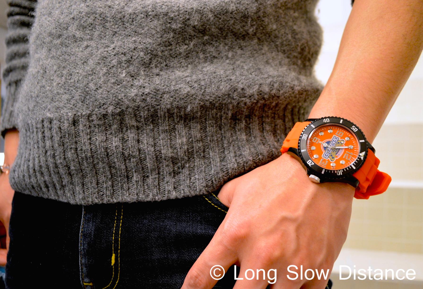 【広島ドラゴンフライズ】オフィシャルウォッチ 腕時計