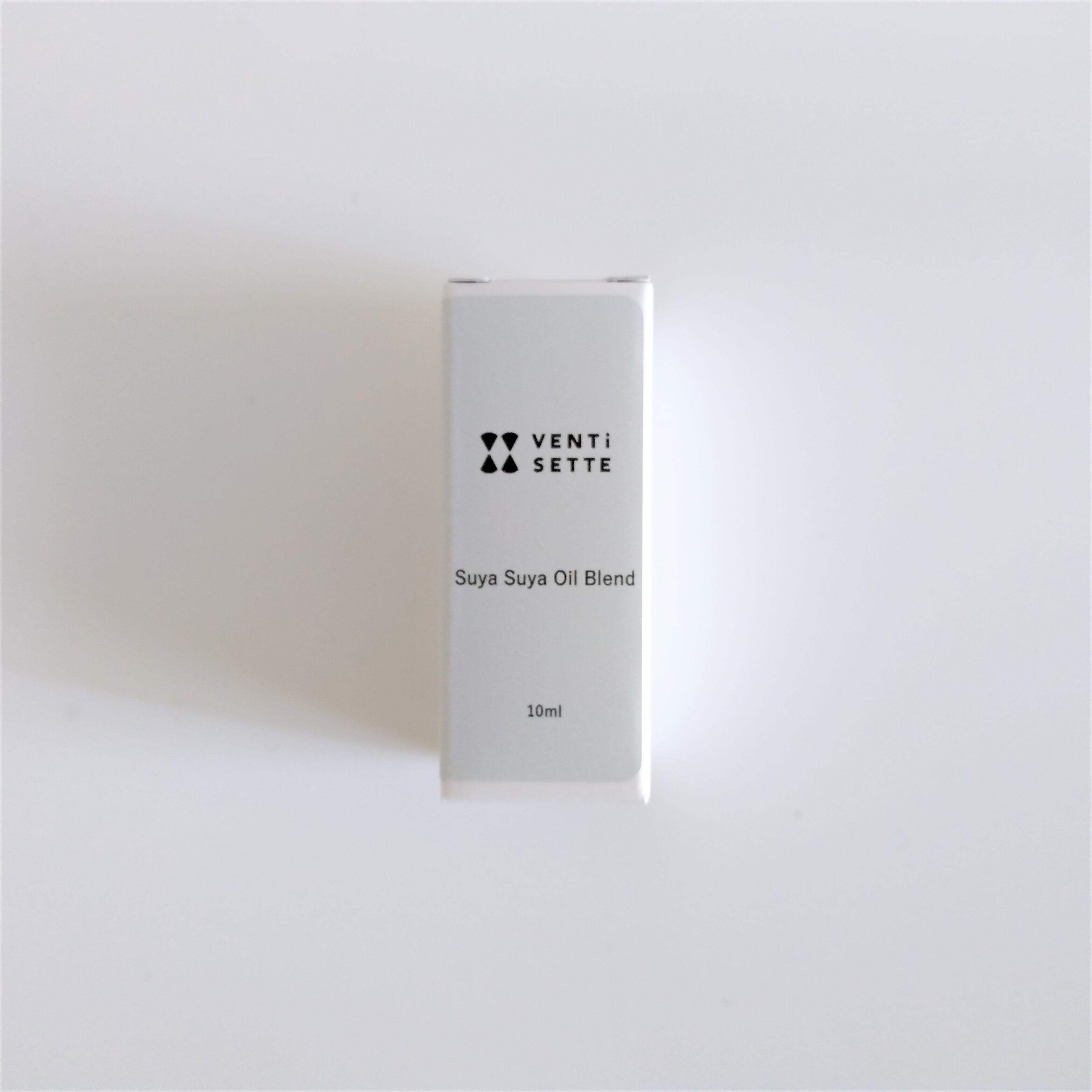 SuyaSuya(スヤスヤ)ブレンドエッセンシャルオイル 10ml