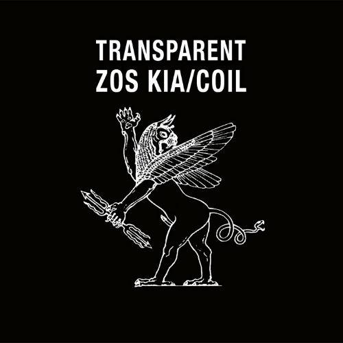 ZOS KIA/COIL - Transparent  CD - 画像1