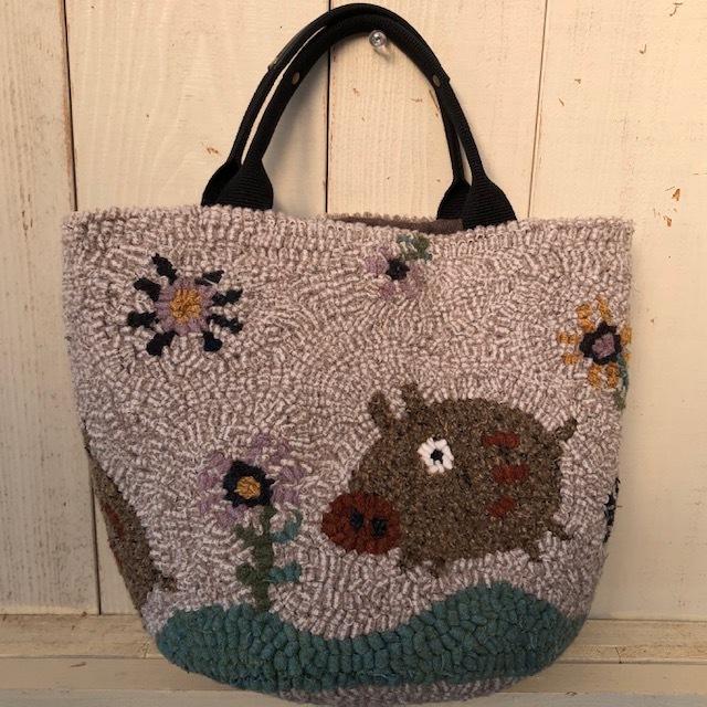 いのししバッグ:キットセット