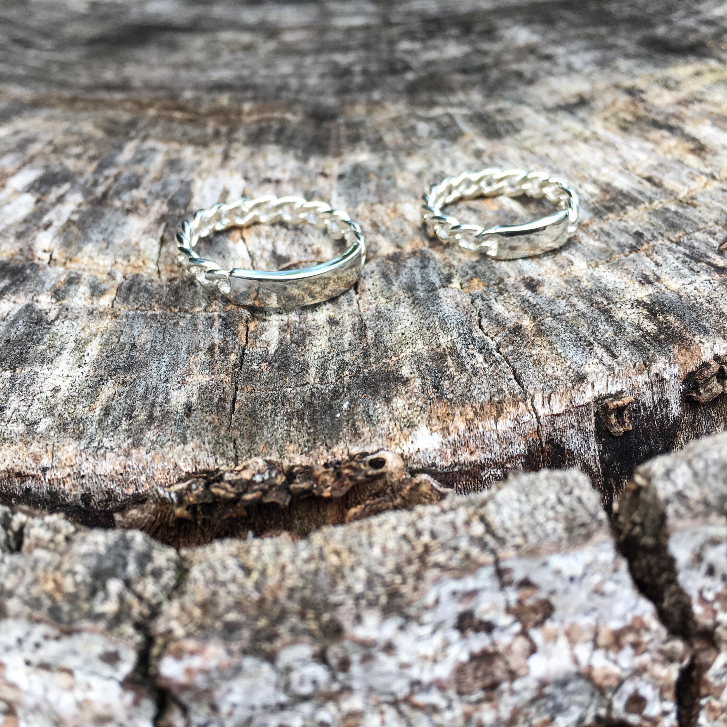 【受注生産】 R-S5 silver925 ring