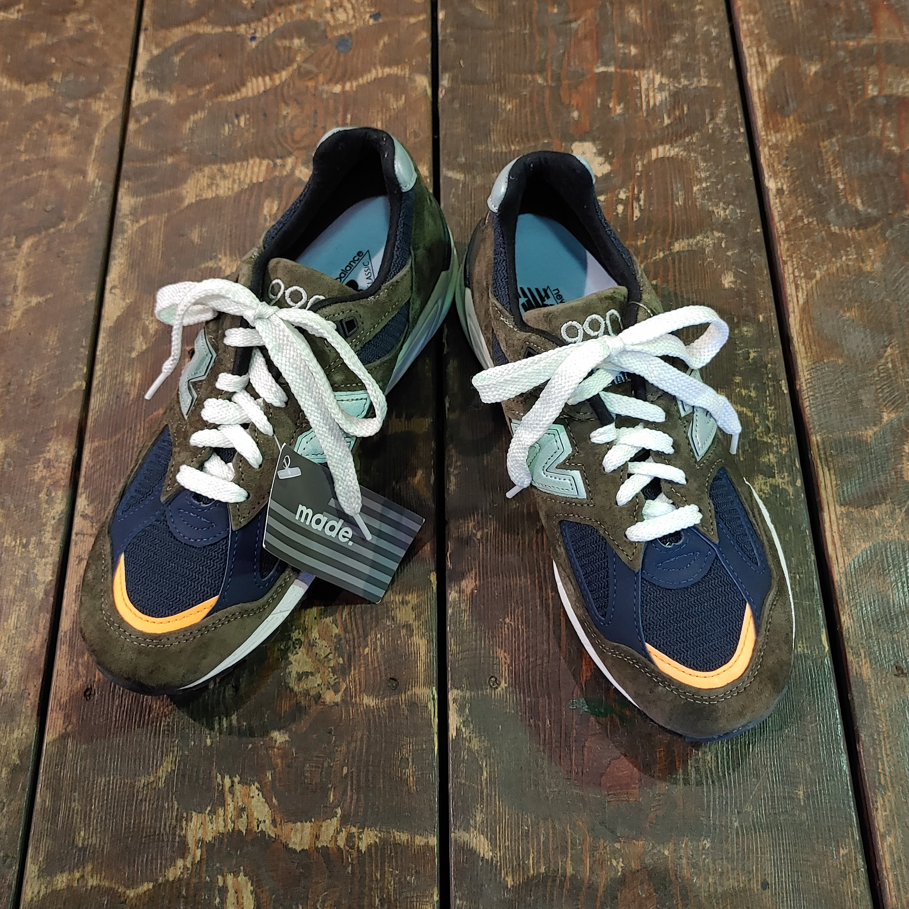 【USA】New Balance 990