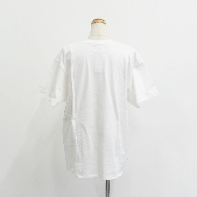 yoused ユーズド フロントパッチワークTEE レディース Tシャツ リメイク 古着 British check ブリティッシュチェック 通販 (品番ysd-cut-0163)