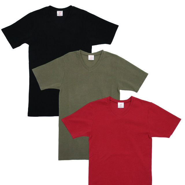 【OR GLORY】French V-Neck