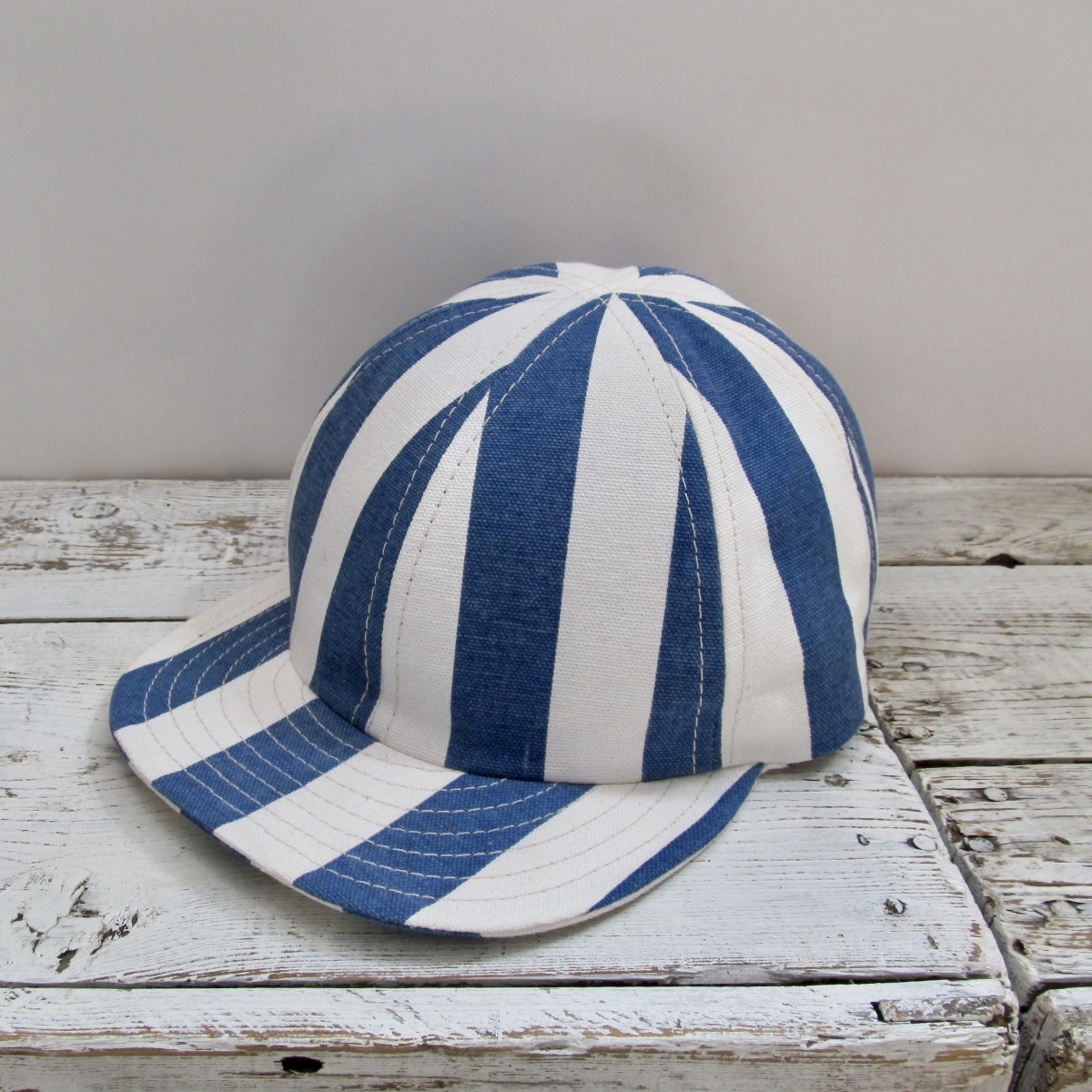FAT STRIPE MODIFIED LOW CAP