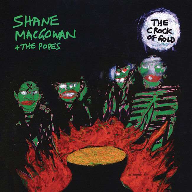Shane MacGowan And The Popes-The Crock Of Gold - 画像1