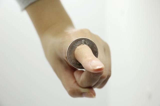 空手コイン (ウォーキングリバティ)