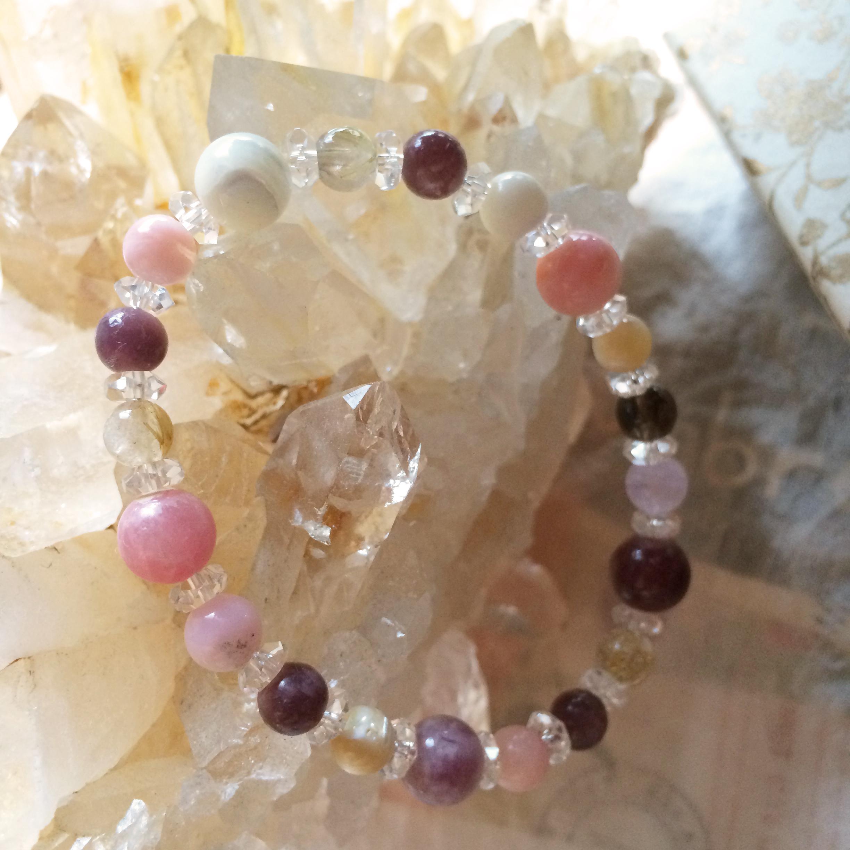 MARY MAGDALENE  マグダラのマリア gemstone bracelet