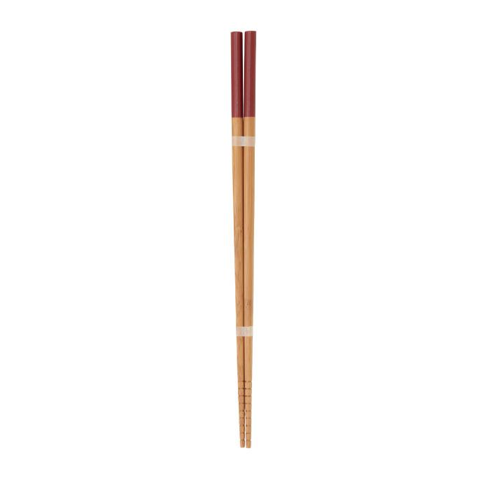 すす竹丸取り箸 【47-138】