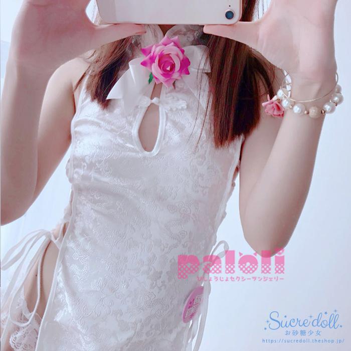 [2color]サキュバス中華ドレス