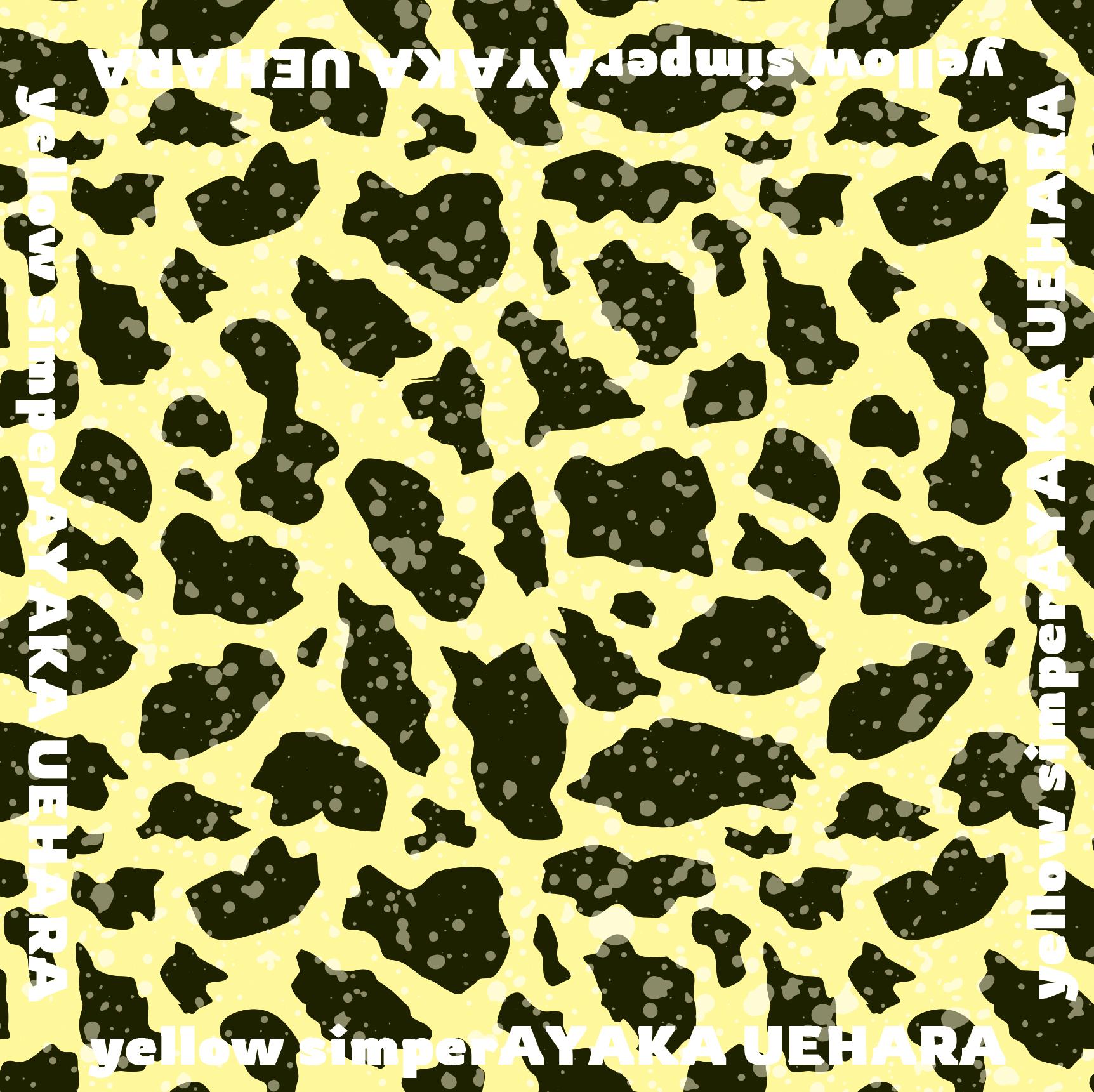 yellow simper / AYAKA UEHARA